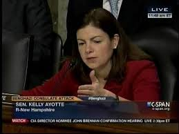 Senator Kelly Ayotte Senate Armed Services Committee Benghazi Hearing February 7th, 2013