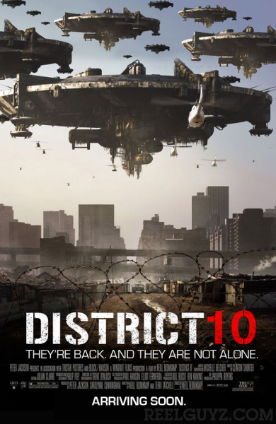 district 10 poster
