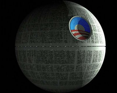 hope and change death star