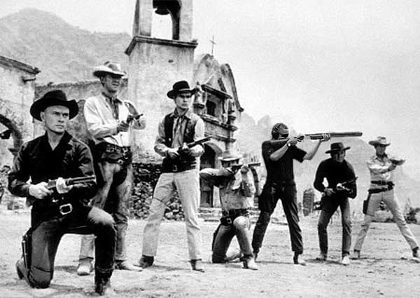 obama skeet magnificent seven