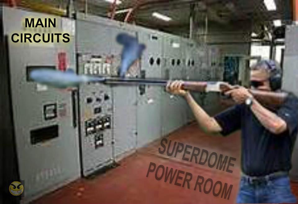 obama skeet superdome power