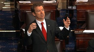 #standwithrand senator rand paul filibuster
