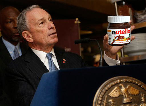 Bloomberg Holding Nutella