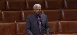 Hank Johnson Congressman Guam Balloons Midgets Speech House of Representatives
