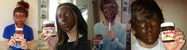 Nutella Faces