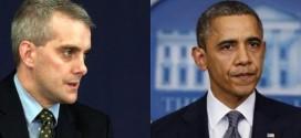 Denis McDonough and President Barack Obama