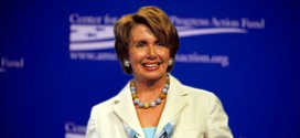 Nancy Pelosi Confuses Constitution With Declaration of Independence Center For American Progress CAP Speech Democrat Democratic Minority Leader of the House Liberal Left September 24, 2013 Seneca Falls, New York 165 years ago truths that are self-evident, that every man and woman, that men and women were created equal
