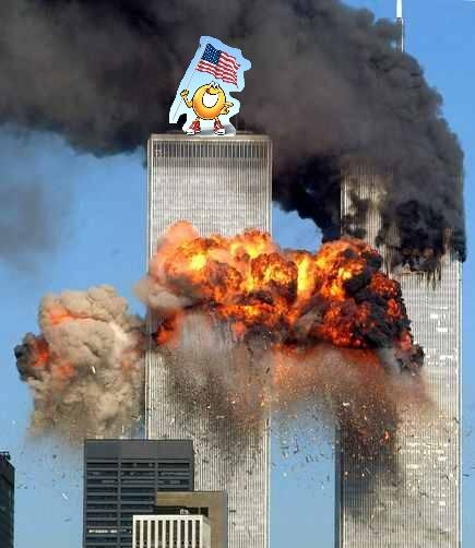 Spaghettios Pearl Harbor Tweet 9/11 Terrorist Attacks World Trade Center airplanes airliners crash crashing into buildings explosion fire debris NYC New York City September 11th, 2001 December 7, 2013 Twitter tweet Campbell Soup Company Campbell's offensive tasteless dubious bad taste poor public outcry people upset furious enraged outrage apologizes apology pulls brand Internet