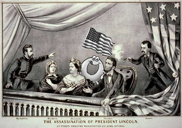 Spaghettios Pearl Harbor Tweet President Abraham Abe Lincoln Assassination John Wilkes Booth Ford Theater shot shooting killed head December 7, 2013 Twitter tweet Campbell Soup Company Campbell's offensive tasteless dubious bad taste poor public outcry people upset furious enraged outrage apologizes apology pulls brand Internet