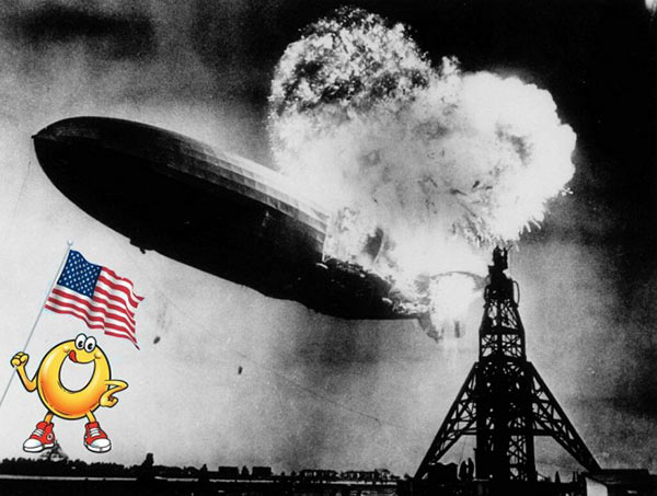 Spaghettios Pearl Harbor Tweet Hindenburg Disaster zeppelin blimp dirigible airship explosion December 7, 2013 Twitter tweet Campbell Soup Company Campbell's offensive tasteless dubious bad taste poor public outcry people upset furious enraged outrage apologizes apology pulls brand Internet
