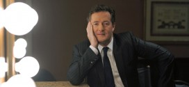Piers Morgan Fired from CNN British English talk show host chat cancel canceled cancelled Dismal Ratings America Rejoices end ends discontinue prime-time primetime live cable news channel former tabloid editor news of the world phone hacking scandal sacked