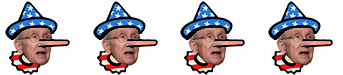 Four Pinocchios Harry Reid 4 Senator Senate Majority Leader liar lying lie big fat lies lied liars untrue Obamacare ads Koch brothers whopper whoppers false falsehood Democrat Democrats Nevada DNC election reelection campaign campaigns President Obama 2014 political key races politics floor address speech un-American horror stories victims Julie Boonstra AFP Americans For Prosperity dropped coverage plan uninsured premiums increase broken promises pants on fire tales America stories made up from whole cloth
