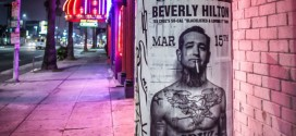 Posters Ted Cruz subversive street art tattoos tattoo tattooed photoshop photoshopped Senator Texas conservative Republican Tea Party appear show up pop put go Beverly Hills Los Angeles, CA California The Claremont Institute mysterious keynote speaker Beverly Wilshire Hotel March 15th body cigarette dangling lips mouth shirtless muscles plastered Dinner in Honor of Sir Winston Churchill poster