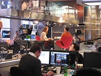 MSNBC New York City Studio
