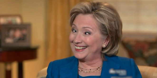 Conan O'Brien Hillary Clinton cross-eyed crossed eyes cross crossing her with her eyes crossed seeing double vision concussion head trauma brain injury crazy funny video humorous hilarious hysterical awesome show sketch skit satire parody Team Coco TBS special effect effects interview Diane Sawyer ABC News