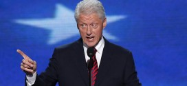 "Conan O'Brien reveals ""Bill Clinton's Expensive Speech Add-Ons"" funny video comedy sketch skit humor humorous TBS late night talk show host June 12, 2014 $100 million earnings gesture gestures gesturing finger pointi eye scratch right hand left hand wag flirty lip bite"