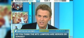 21 Chyron Fails You Only See on MSNBC Washington Free Beacon Ronan Farrow WTC Jumpers Heroes or Zeroes title graphics funny video YouTube