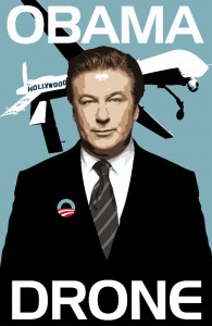 Obama Drone Alec Baldwin