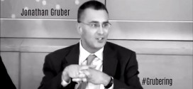 "#Grubering RNC GOP Republican National Committee party video hammers slams blasts Democrats Dems over Jonathan Gruber remarks comments ""Stupidity of the American people"" Obamacare architect hashtag"