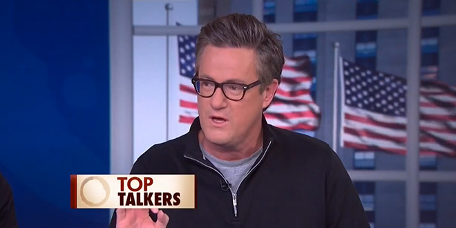 Joe Scarborough MSNBC Morning Joe rant Michael Brown St. Louis Rams Hands Up Don't Loot NFL game riots looting Ferguson Missouri protests grand jury verdict polic Darren Wilson Fed Up With BS Being Spewed All Over This Network'