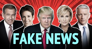 fake news remix donald trump mainstream media press president socialistmop socialist mop parody autotune song youtube video rap funny comedy humor